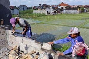 Alih fungsi lahan pertanian Bantul 40 hektare