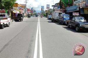 Pemkab gagal capai target perbaikan infrastruktur jalan