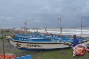 Nelayan Trisik Kulon Progo tidak melaut