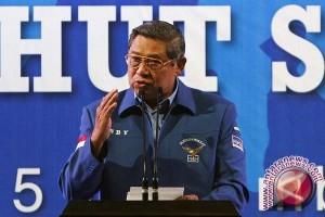 SBY tidak pernah menitipkan pesan terkait Pemilu 2019