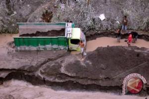 BNPB: Potensi banjir lahar Merapi masih tinggi