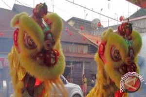 "Barongsai akan menutup ""Festival of Light"" Kaliurang"