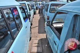 Jumlah angkutan umum di Sleman berkurang drastis