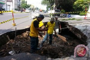 BBWSSO  Yogyakarta usulkan perbaikan Jalan Inspeksi Kalibawang