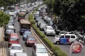 Polres menempatkan anggota di daerah rawan kemacetan