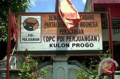 Caleg Nonkader dominasi PDIP Kulon Progo