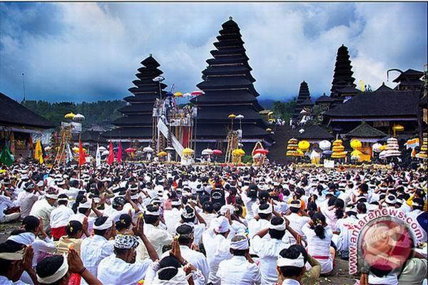 500 tokoh Hindu dunia akan berkonferensi di Bali