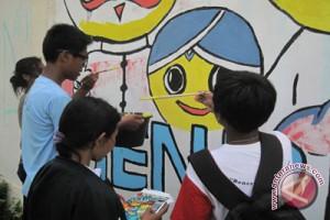 Yogyakarta perbanyak mural di kantor pemerintahan