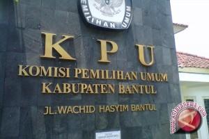 DCT anggota DPRD dapil I Bantul