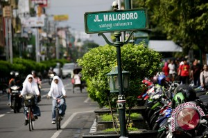 Pedestrian Jalan Suroto akan diubah menyerupai Malioboro