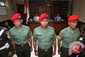 Oditur Militer tetap tuntut Ucok 12 tahun