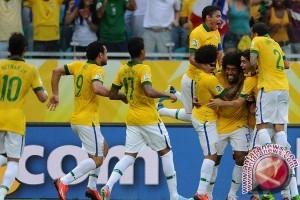Brazil meneken kesepakatan dengan Tottenham Hotspur jelang Piala Dunia di Rusia