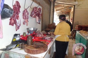 Harga daging sapi di Gunung Kidul stabil