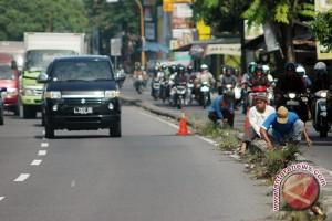 Lebaran 2017 - Kepadatan arus mudik di Bantul makin meningkat