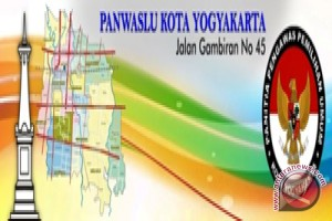 Nihil pelanggaran kampanye menjelang lebaran di Yogyakarta