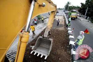 Pemkab Gunung Kidul perbaiki sejumlah jalan ambles