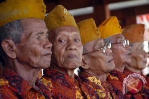 109 veteran Gunung Kidul peroleh tunjangan pensiun