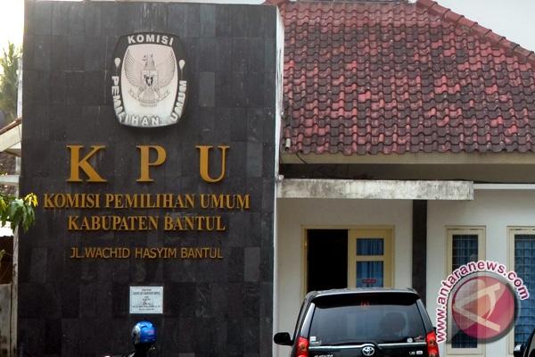 KPU Bantul tetapkan DPK 1.804 pemilih