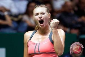 Maria Sharapova bertekad menambah gelar juara grand slam