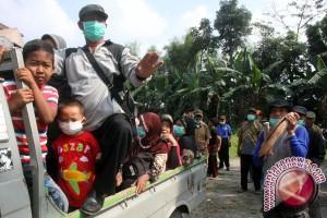 BPBD gladi lapang tanah longsor di Prambanan