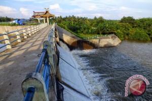 Bantul  waspadai tiga bendung sungai rawan meluap