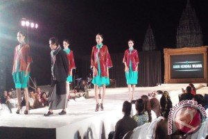 Suci Ermawati juara lomba Sleman Fashion Festival