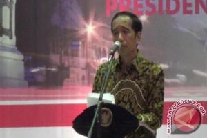 Presiden Jokowi melepas ekspor perdana Xpander buatan Indonesia