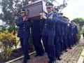 Pemakaman Mayor Pnb Ivy Safatillah