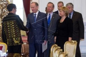 Presiden bahas Pertahanan-Keamanan dengan Rusia