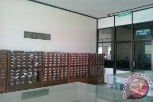 Perpustakaan UGM sediakan buku-buku langka Bung Hatta