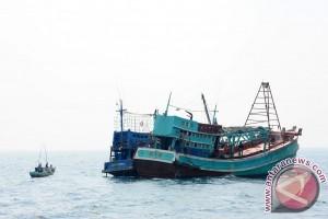 Australia musnahkan kapal ikan Indonesia