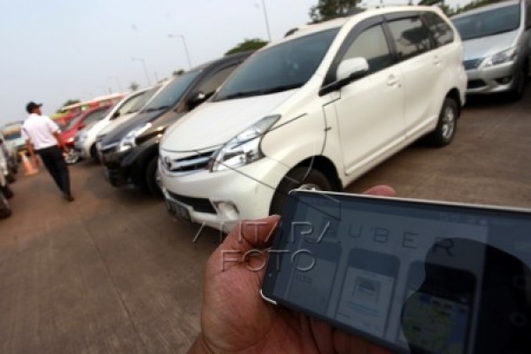 Pergub larangan taksi online DIY segera terbit