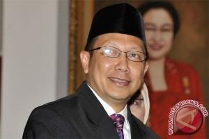Menag: rekam biometrik haji di Indonesia mengurangi antrean