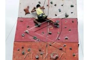 Tim panjat tebing Indonesia meraih perunggu di Rusia
