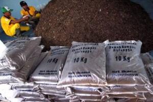 Bumdes Triharjo kelola sampah mandiri beromzet jutaan