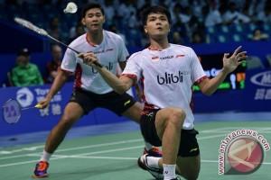 Angga/Ricky pastikan Indonesia ke final Piala Thomas