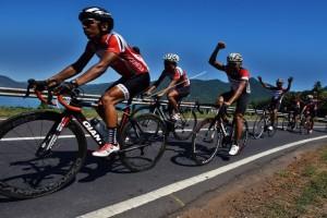Balap Sepeda - Tour De Flores kebangkitan sepeda dari timur