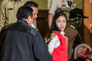 Pengadilan tolak eksepsi Jessica Kumala Wongso