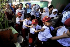 Empat sekolah jadi rintisan sekolah ramah anak