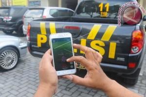 Polres Kulon Progo larang anggota main pokemon