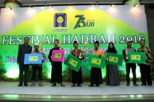 UII lestarikan kesenian Islam melalui Festival Hadrah
