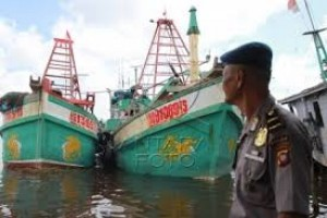 "Menteri Susi ingin buat monumen ""Ilegal Fishing"""