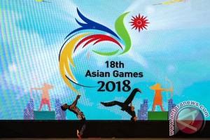 Logo baru Asian Games terinspirasi stadion GBK