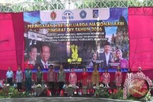 Bupati Sleman resmikan 17 Kampung KB