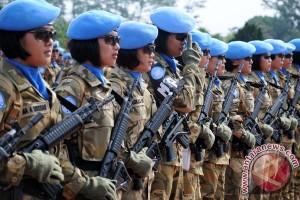AS desak militer Indonesia untuk libatkan perempuan