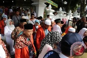502 haji Sleman tiba di Tanah Air