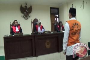 Koordinator Gafatar divonis dua tahun penjara