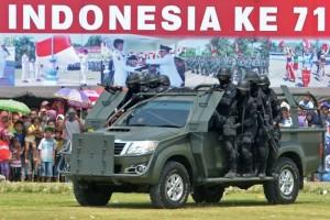 Dua tahun pemerintahan Jokowi-JK dalam pemberantasan terorisme