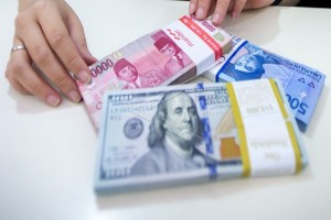 Presiden: kurs rupiah dollar bukan tolok ukur ekonomi