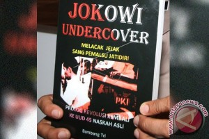 """Presiden: tidak perlu komentari buku """"Jokowi Undercover"""""""